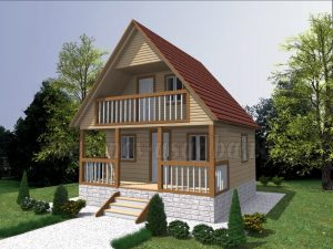 Выбрать проект дома